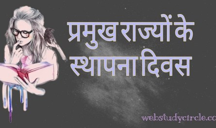 establishment day of states in india
