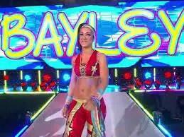 Female wrestlers of WWE – Bayley WWE, Bria, and Nikki