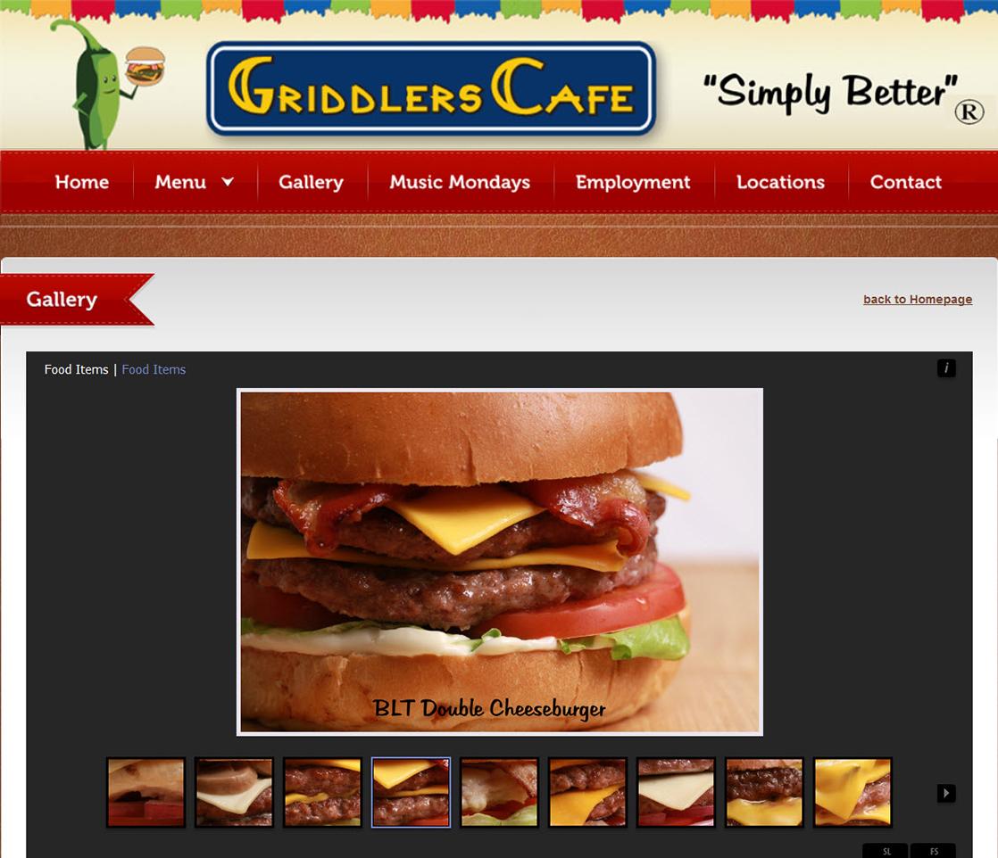 Griddlers Cafe