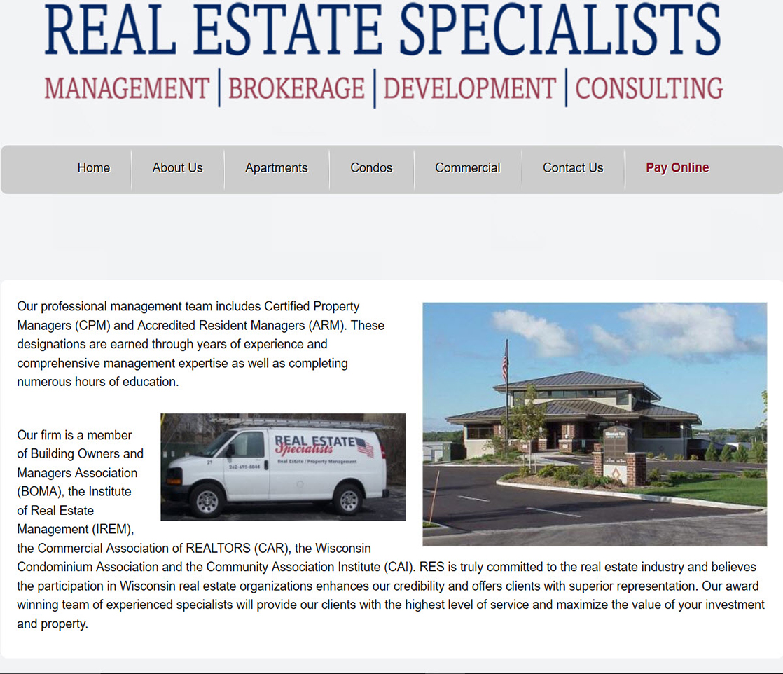 Real Estate Specialists