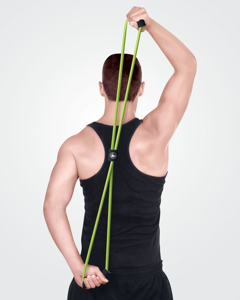 At-Home Workout Cattle Ball #1 Exercise
