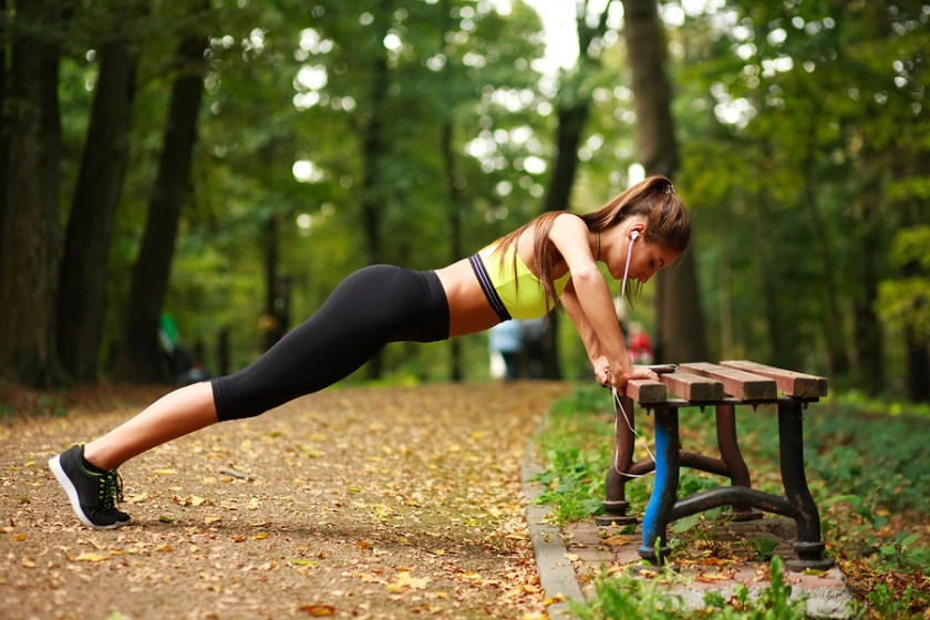 At-Home Workout No Gear Exercise
