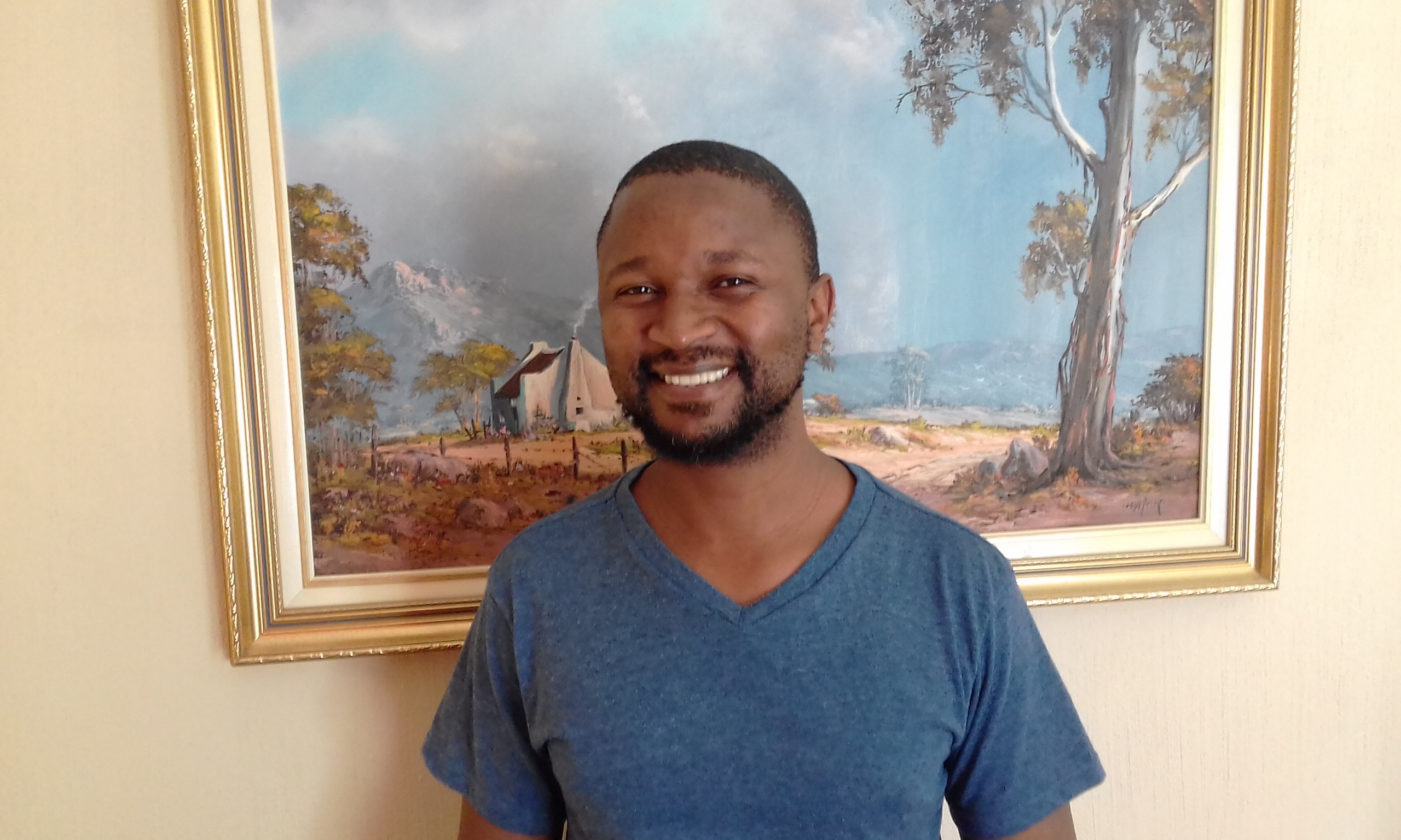 Max Thubela attended 'Social Media Marketing (SMM) - How to Use Facebook for Business'