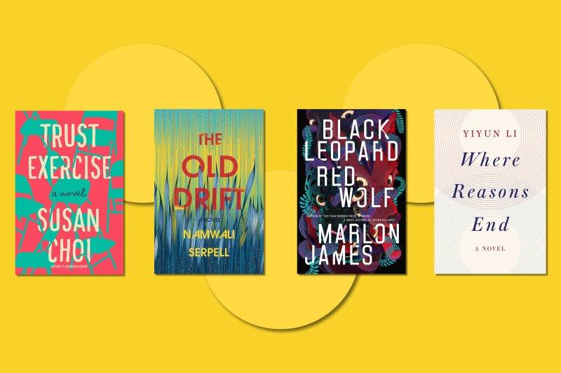 Best fiction books 2019
