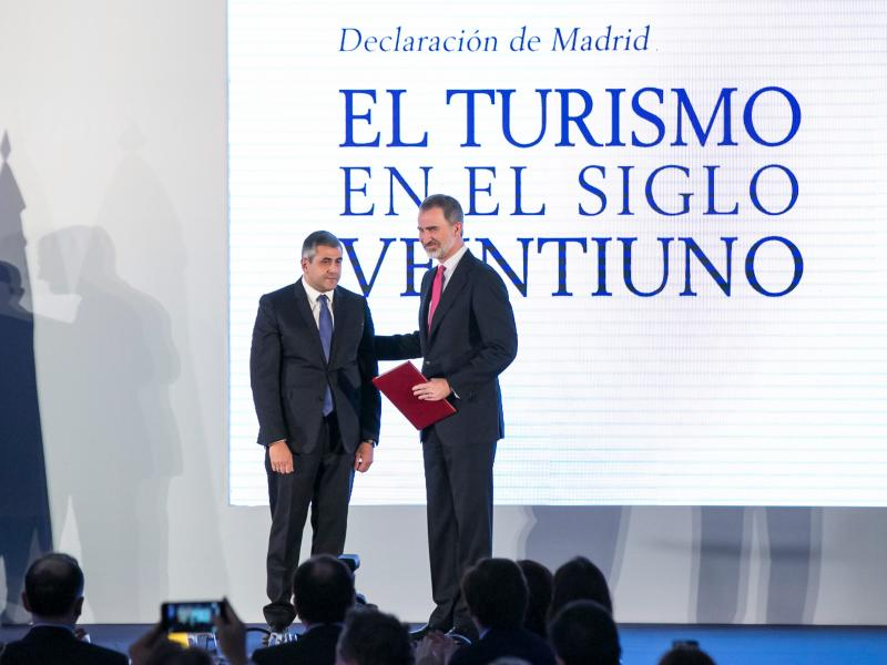 Madrid Declaration on the future of tourism