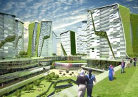 Super Vegitated Sustainable Community Design