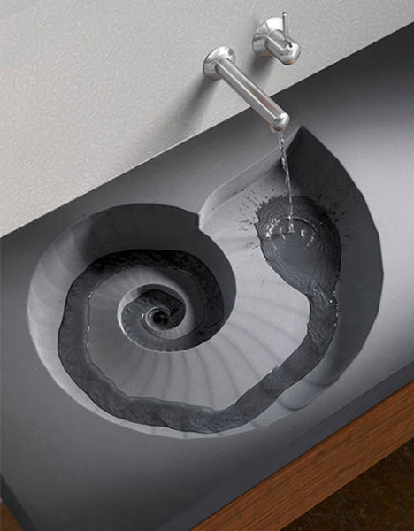 Ammonite Basin