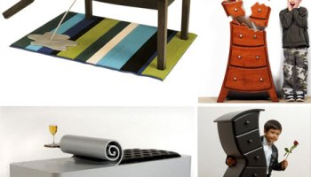 16 Creative Modern Tables and Crazy Table Designs | Urbanist