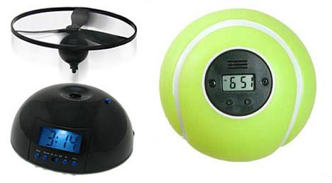 Alarming Clock Technology 18 Weird New