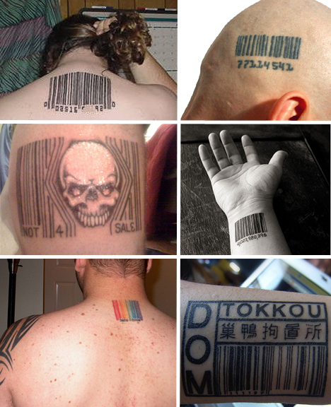 3D Tattoos Available Soon Says Futurist