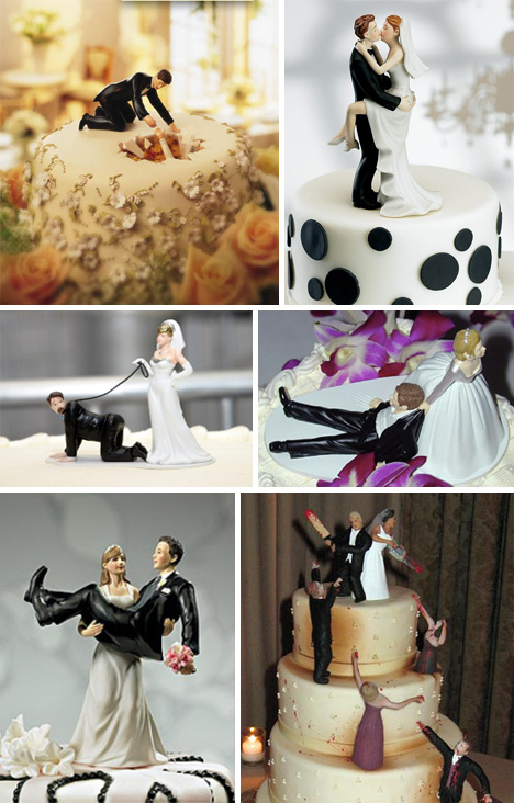 Nontraditional Wedding Cakes For The Creative Couple   Urbanist Nontraditional Wedding Cakes For The Creative Couple