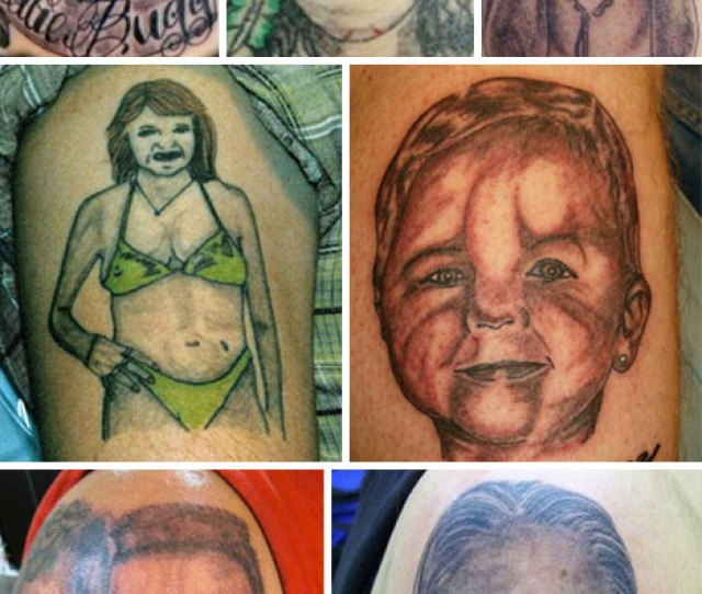 Bad Tattoos The Awful The Weird And The Misspelled