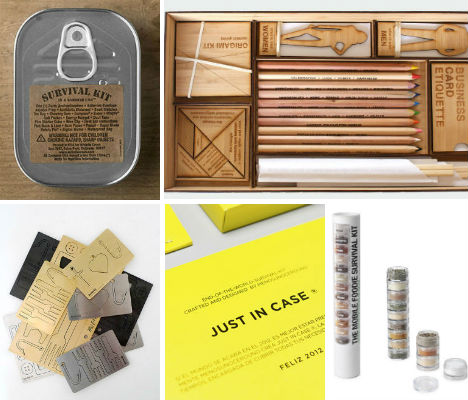 From Foodies To Brides 12 Offbeat Designer Survival Kits