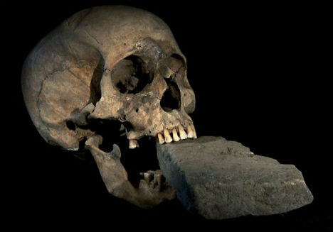 Human Bones Vampire of Venice
