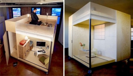 When Every Inch Counts 14 More Clever Small Space Hacks