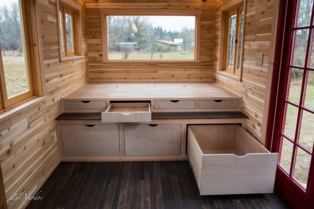 Take It From A Tiny House 12 Smart Small Space Tricks