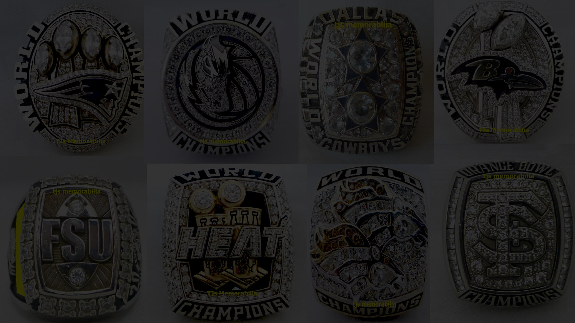 Home - Championship Sports Rings, Memorabilia and Awards