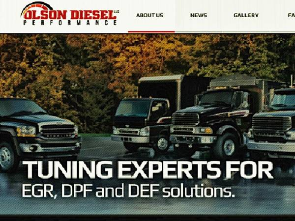 SEMI TUNING & SOLUTIONS-(ISX/C15/MX13/MP8)-OLSON DIESEL LLC (Fargo) $1