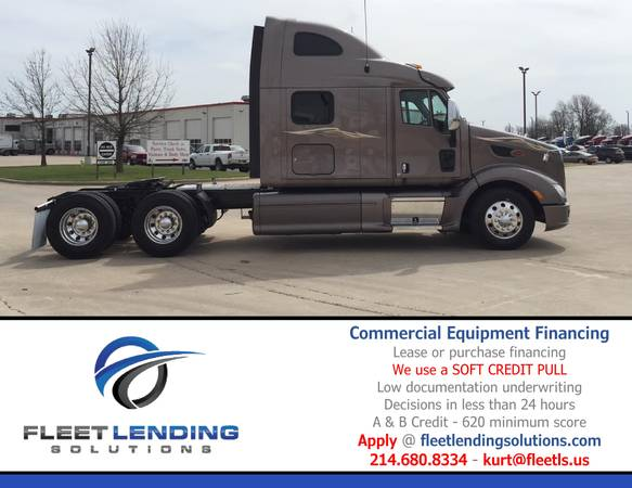 Truck, Trailer, AG & Construction Equipment Financing (Montgomery)