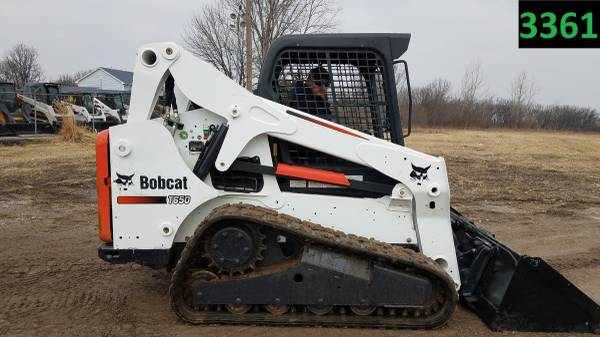 BOBCAT TRACK SKIDSTEERS FOR SALE (Wentzville) $15995