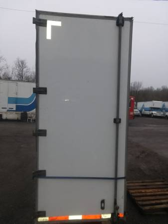 Semi Trailer New Set Of Swing Doors ( Complete With All Hardware ) (1562 Wood Ave. S.E. East Canton, Ohio) $400  400