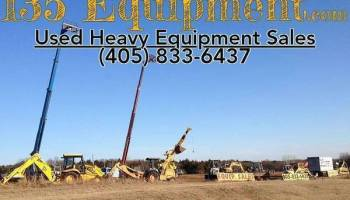 USED HEAVY CONSTRUCTION EQUIPMENT (Guthrie, Ok) - We Buy