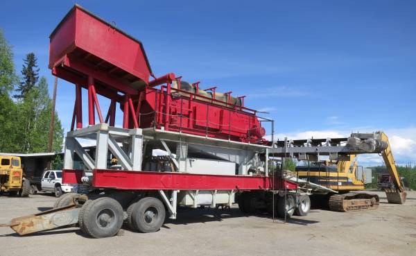 EARTH MOVERS OF FAIRBANKS MINING AUCTION JUNE 1–10 AM (FAIRBANKS)