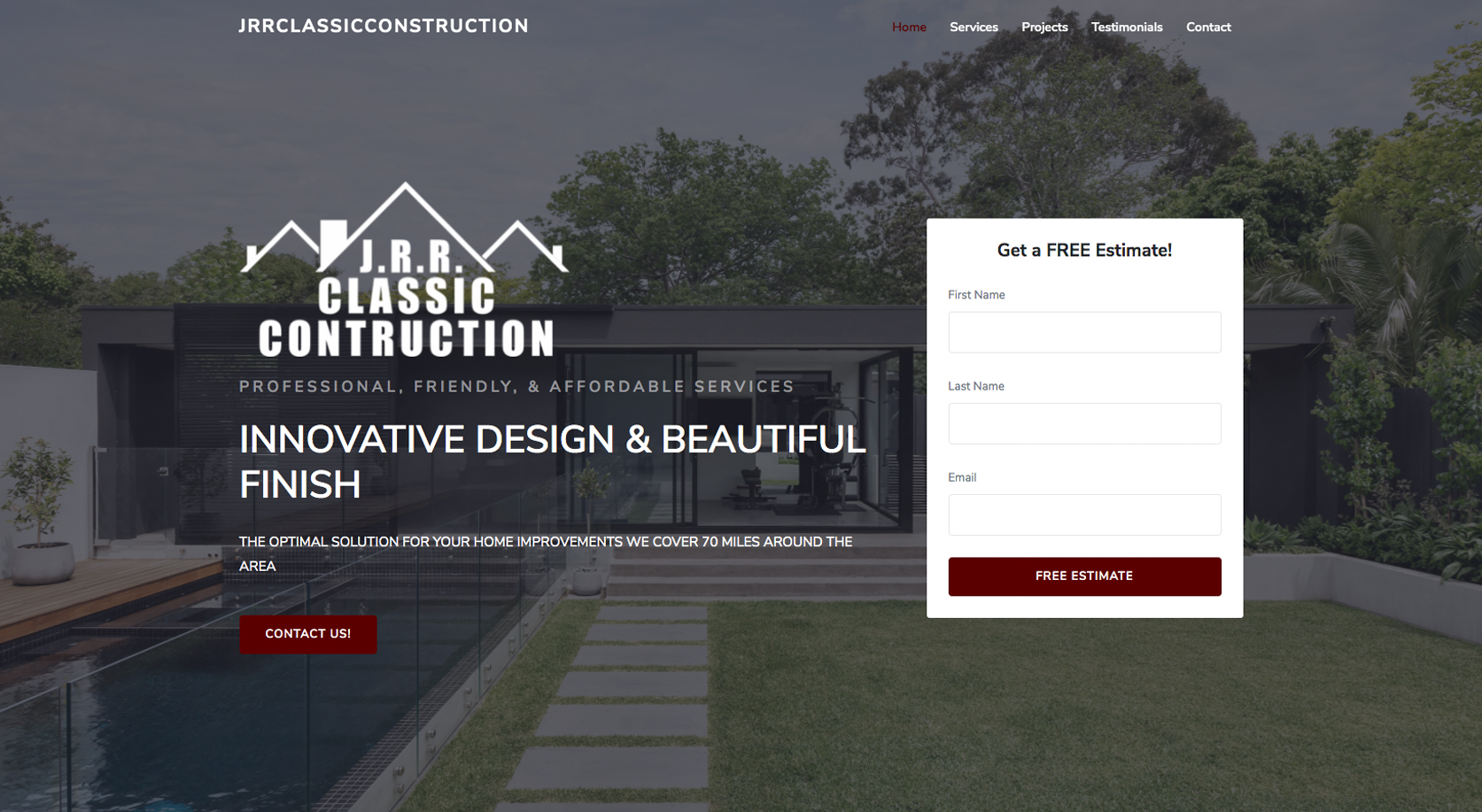 J.R.R Classic Construction