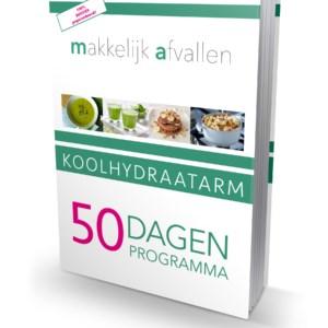 Koolhydraatarm 50 dagen programma review - Volgen Of Niet (TIP)
