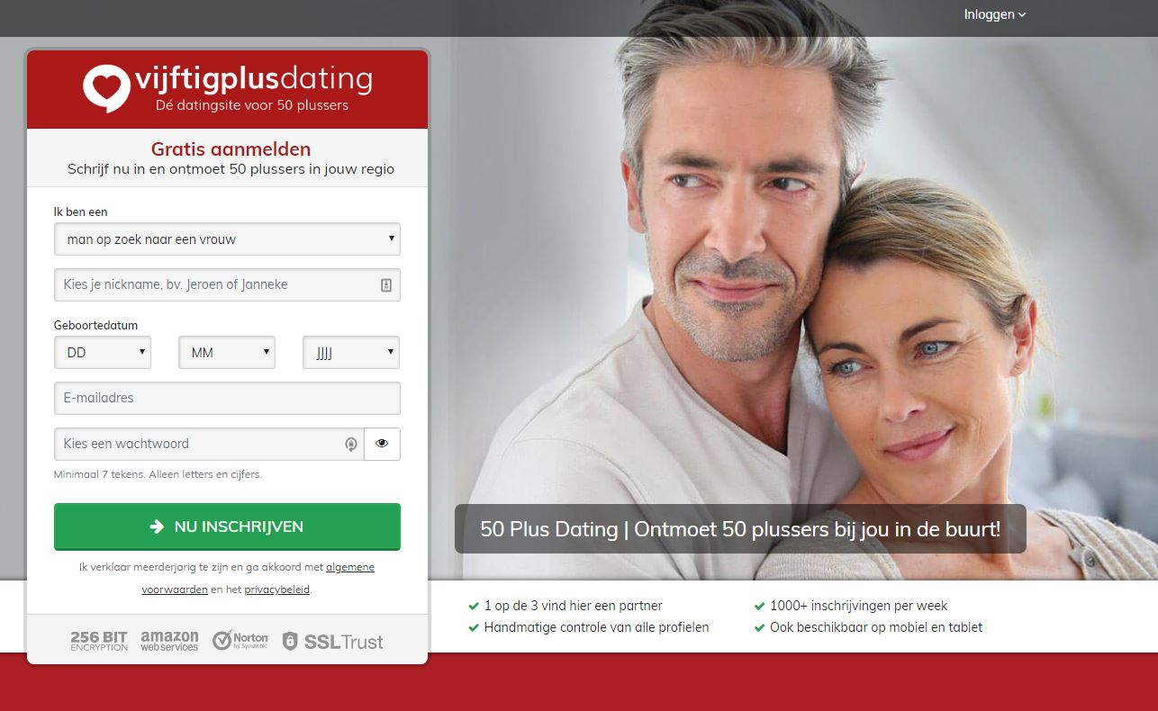 plus een dating site