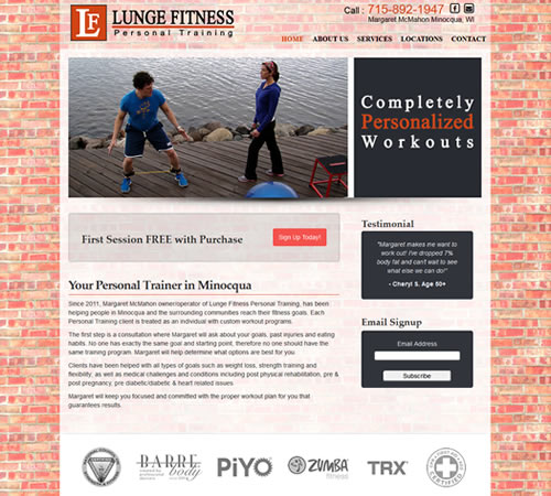 lunge-fitness