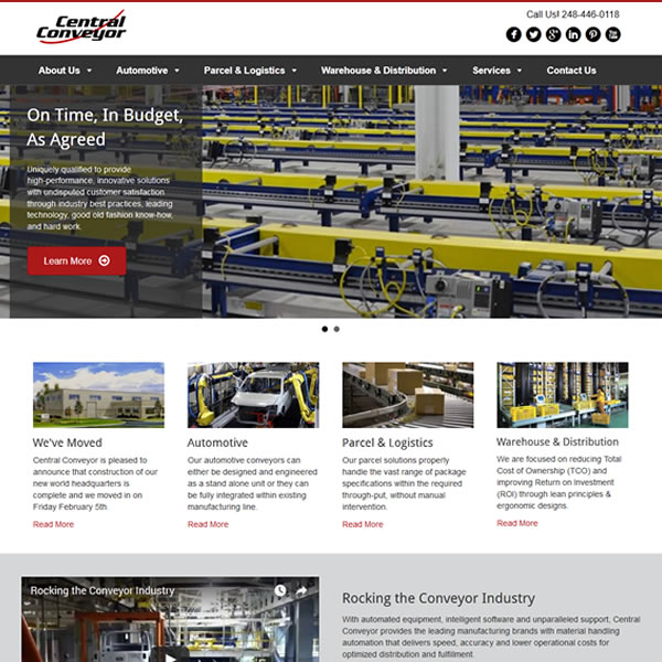 Central-Conveyor
