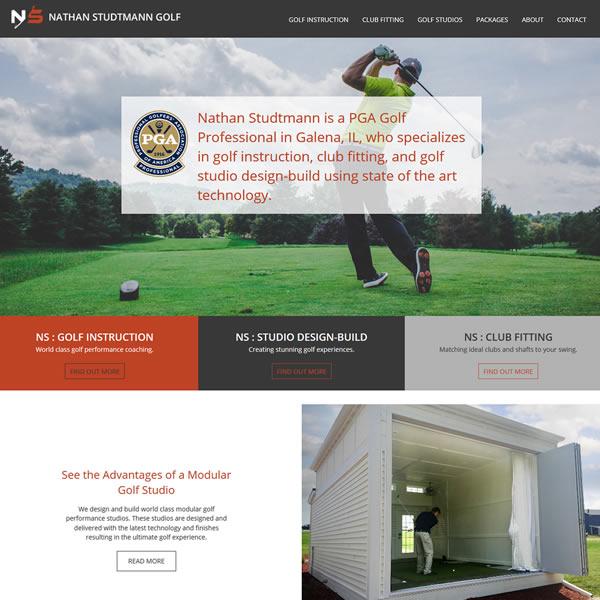 Nathan Studtmann Golf