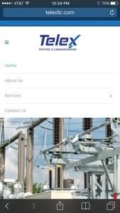 telexx llc mobile website