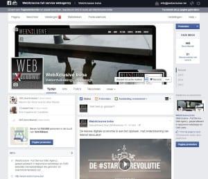 webxclusive-FB-pagina