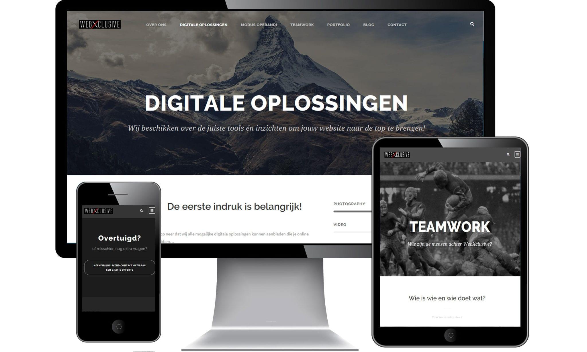 website-webxclusive-webagency