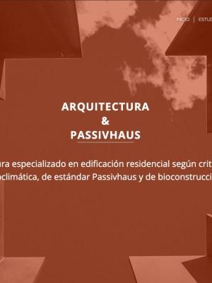 ga-arkitectura.es - Web Express - J&L | Web y Comunicación