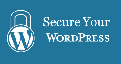 7 tips to make your wordpress secure website