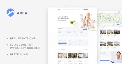 Area – Real Estate WordPress theme for Agencies and Realtors 47
