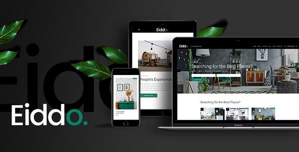 Eiddo - Real Estate and Realtor Theme 1