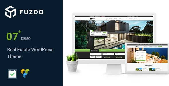 Fuzdo - Real Estate WordPress Theme 9