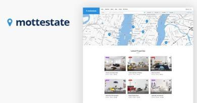 Mottestate - Real Estate WordPress Theme 7