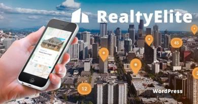 RealtyElite - Real Estate & Property Sales WordPress Theme 13