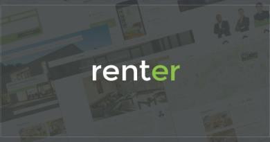 Renter — Property Rent/Sale Real Estate Agency & Realtor Responsive WordPress Theme 2