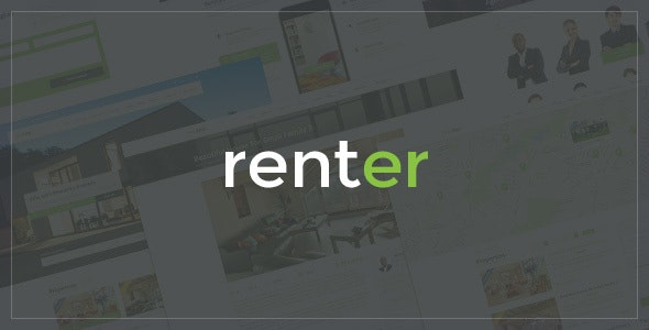 Renter — Property Rent/Sale Real Estate Agency & Realtor Responsive WordPress Theme 6