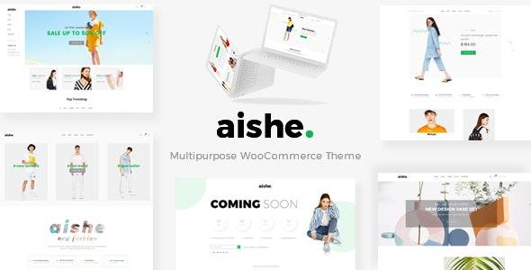 Aishe - Multipurpose WooCommerce Theme 1
