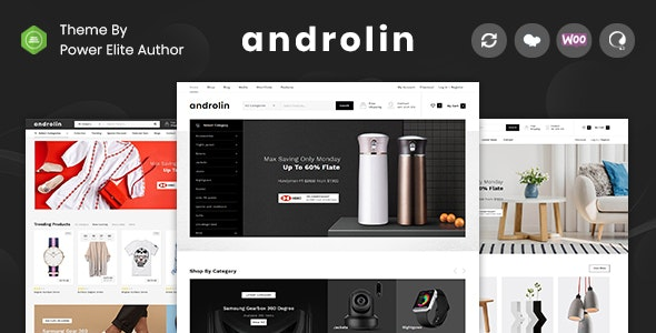 Androlin - Multipurpose WooCommerce Theme 7