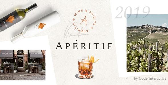 Aperitif - Wine Shop and Liquor Store 1