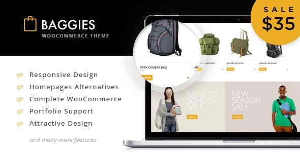 Baggies - WooCommerce Marketplace Themes 1