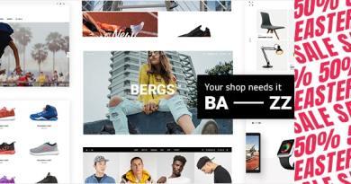 Bazz - WooCommerce Theme 8